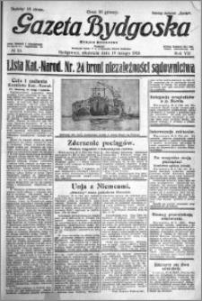 Gazeta Bydgoska 1928.02.19 R.7 nr 41