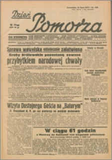 Dzień Pomorza, 1937.07.15, nr 160