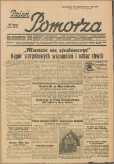 Dzień Pomorza, 1937.08.12 nr 184