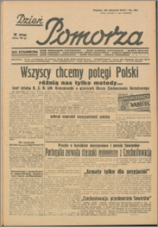 Dzień Pomorza, 1937.08.20 nr 191