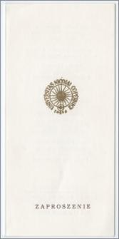 [Zaproszenie. Incipit] Rektor i Senat UMK mają zaszczyt zaprosić na uroczystość nadania tytułu doktora honoris causa Victorowi Gutmanowi ... Lucjanowi Krause ... Rajmundowi Galonowi ... 31 maja 1983 r