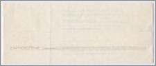 [Zaproszenie. Incipit] Rektor i Senat UMK mają zaszczyt zaprosić na uroczystość nadania tytułu doktora honoris causa : Robertowi S. Bandurskiemu, 13 października 1987 r
