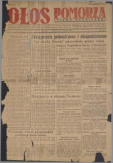 Głos Pomorza : pismo codzienne 1947.01.02, R. 3 nr 1