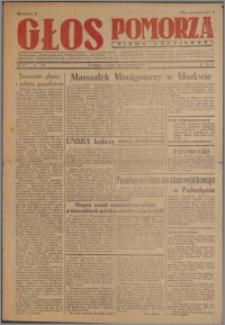 Głos Pomorza : pismo codzienne 1947.01.08, R. 3 nr 5