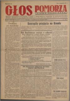 Głos Pomorza : pismo codzienne 1947.01.13, R. 3 nr 9