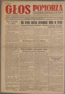 Głos Pomorza : pismo codzienne 1947.01.14, R. 3 nr 10