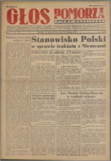 Głos Pomorza : pismo codzienne 1947.01.25/26, R. 3 nr 20