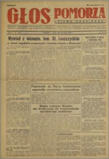 Głos Pomorza : pismo codzienne 1947.02.28, R. 3 nr 49