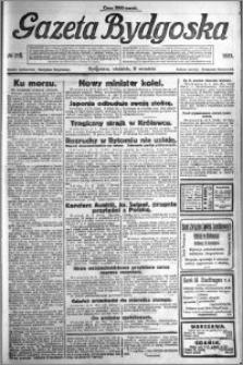 Gazeta Bydgoska 1923.09.16 R.2 nr 212