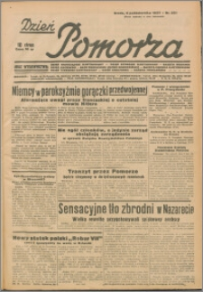 Dzień Pomorza, 1937.10.06, nr 231