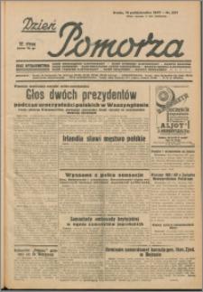 Dzień Pomorza, 1937.10.13, nr 237