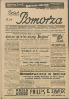 Dzień Pomorza, 1937.11.27/28, nr 274