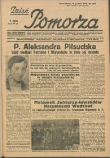 Dzień Pomorza, 1937.12.13, nr 286