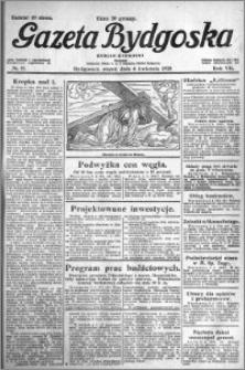 Gazeta Bydgoska 1928.04.06 R.7 nr 81