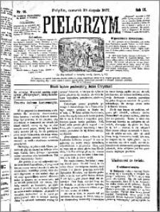 Pielgrzym, pismo religijne dla ludu 1877 nr 98