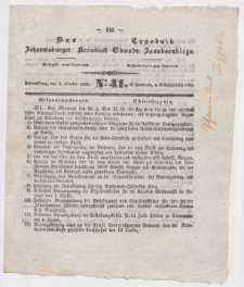 Johannisburger Kreisblatt = Tygodnik Obwodu Jansborskiego 1852 no. 41