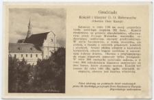 Grudziądz. Kościół i klasztor O. O. Reformatorów (Obecnie Dom Karny)