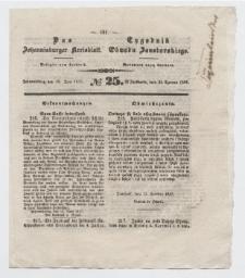 Johannisburger Kreisblatt = Tygodnik Obwodu Jansborskiego 1857 no. 25