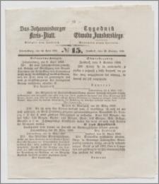Johannisburger Kreisblatt = Tygodnik Obwodu Jansborskiego 1868 no. 15