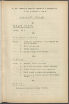 Komunikat Centrali Informacji i Dokumentacji 1939.11.15, no. 30