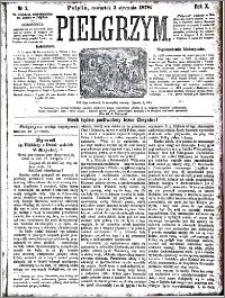 Pielgrzym, pismo religijne dla ludu 1878 nr 2