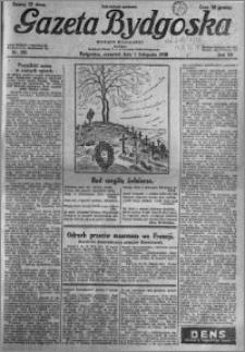Gazeta Bydgoska 1928.11.01 R.7 nr 253