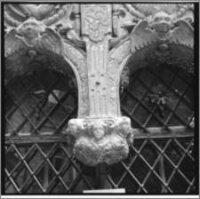 Lwów (Ukraina). Kaplica Trójcy Św. i Męki Pańskiej (Kaplica Boimów). Rzeźby
