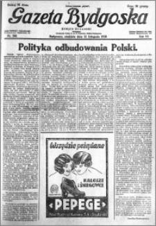 Gazeta Bydgoska 1928.11.11 R.7 nr 261