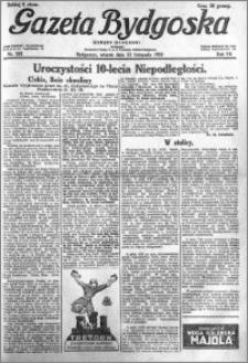 Gazeta Bydgoska 1928.11.13 R.7 nr 262