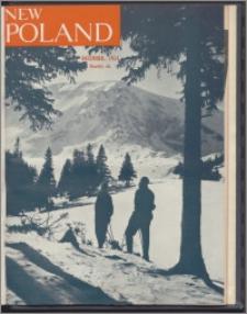 New Poland : a magazine of British-Polish interests / by Friends of Democratic Poland 1954, Vol. 9 no. 12