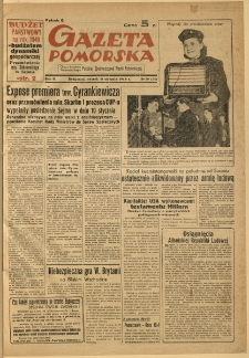 Gazeta Pomorska, 1949.01.11, R.2, nr 10