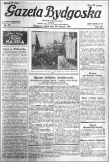 Gazeta Bydgoska 1928.11.30 R.7 nr 277