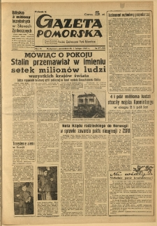Gazeta Pomorska, 1949.02.07, R.2, nr 37