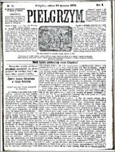 Pielgrzym, pismo religijne dla ludu 1878 nr 12