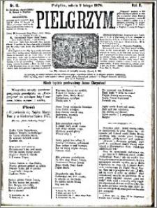 Pielgrzym, pismo religijne dla ludu 1878 nr 15