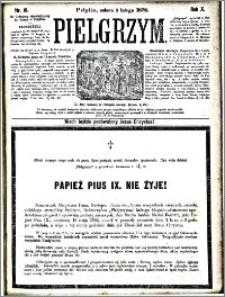 Pielgrzym, pismo religijne dla ludu 1878 nr 18