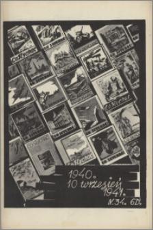 Co Słychać : tygodnik zawierający streszczenia książek i artykułów ... 1941, R. 2 nr 34