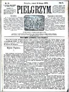 Pielgrzym, pismo religijne dla ludu 1878 nr 25