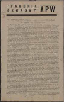 Tygodnik Obozowy APW 1946, R. 3 nr 2 (94)