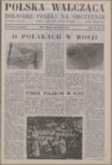Polska Walcząca - Żołnierz Polski na Obczyźnie 1942.09.19, R. 4 nr 38