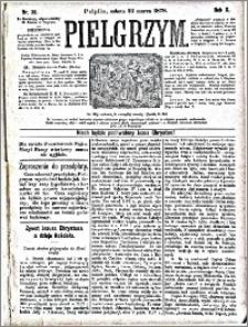 Pielgrzym, pismo religijne dla ludu 1878 nr 36