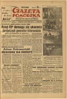 Gazeta Pomorska, 1949.07.12, R.2, nr 189