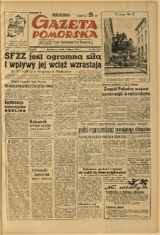 Gazeta Pomorska, 1949.07.13, R.2, nr 190