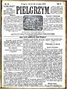 Pielgrzym, pismo religijne dla ludu 1878 nr 50