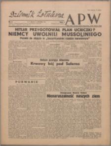 Dziennik Żołnierza APW : polska prasa obozowa 1943.09.14, R. 1 nr 4