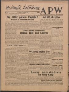 Dziennik Żołnierza APW : polska prasa obozowa 1943.09.15, R. 1 nr 5