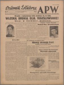 Dziennik Żołnierza APW : polska prasa obozowa 1943.09.23, R. 1 nr 12