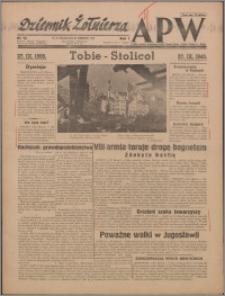 Dziennik Żołnierza APW : polska prasa obozowa 1943.09.27, R. 1 nr 15
