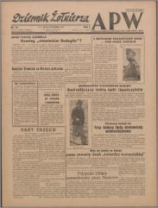 Dziennik Żołnierza APW : polska prasa obozowa 1943.09.28, R. 1 nr 16