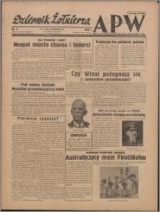 Dziennik Żołnierza APW : polska prasa obozowa 1943.09.29, R. 1 nr 17